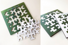 Wooden puzzles